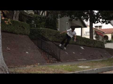HUF Footwear Commercial #051 // Jake Anderson