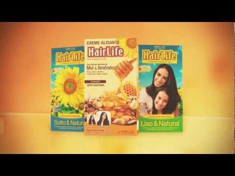 HairLife Mel e Amêndoas - Mude seus cabelos e eles mudam você!