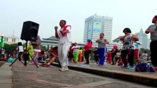 Hidup Sehat dengan Olahraga di Kawasan Monas