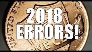 2018 Lincoln Cent Errors To Search For Worth Money! Newest Error Coins Are Here!