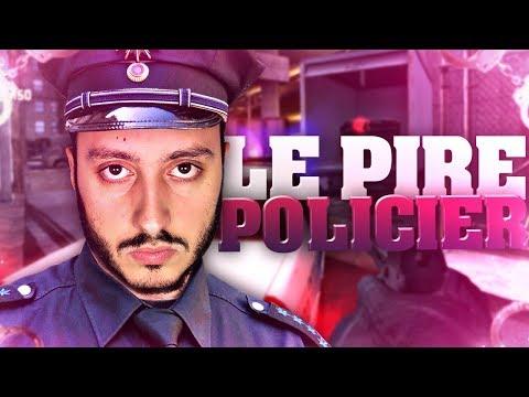 LE PIRE POLICIER ! (JAILBREAK CS:GO)