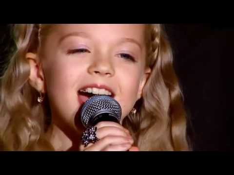 Anastasia Petrik (8-years old) & Philip Kirkorov singing Snow (English lyrics)