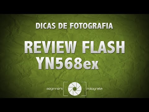 Review Flash Yongnuo YN568ex (PORTUGUES-BR)