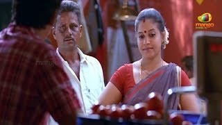 Roudram - Jeeva trying to impress an aunty - Mask Movie Hero Jeeva Simham Puli Movie Scenes - Jeeva, Ramya