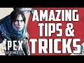 Apex Legends - Amazing NEW Tips & Tricks You Need To Know