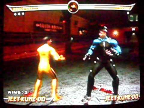 MKA Fight 1 - Bruce Lee vs Mokap Image 1