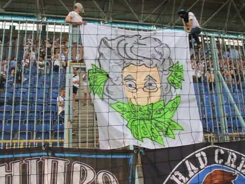 Фанаты Днепра: Коломойский - жадный долбо@б! (18+!)