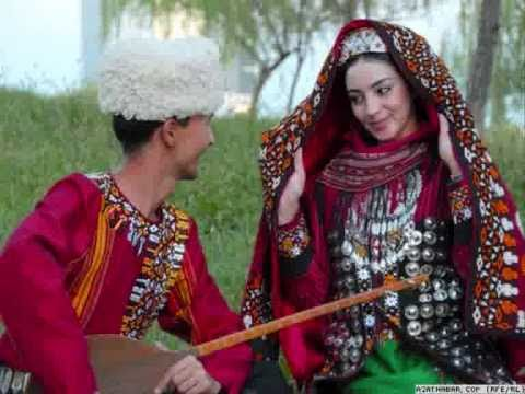 Turkmen Music - Ezizim - Rahman Deveci (dieji) - Turkmensahra video