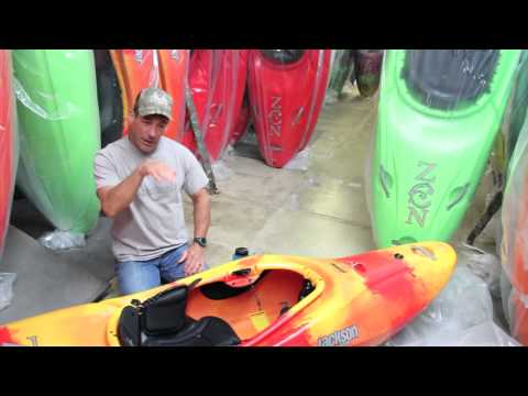 Jackson Kayak River Runner: 2015 Zen- Walk Through