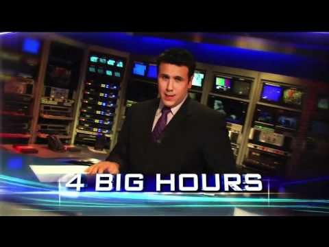 WSVN - New Voiceover Montage + Promos 10pm 1/4/11