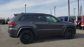 2019 Jeep Grand Cherokee Tulsa, Broken Arrow, Bixby, Claremore, Owasso, OK DT2889