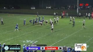 Gordon-Rushville Football vs Chadron - Homecoming 2018