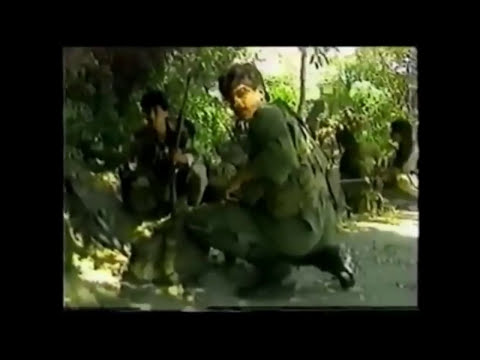 guerra de el salvador(civil war)