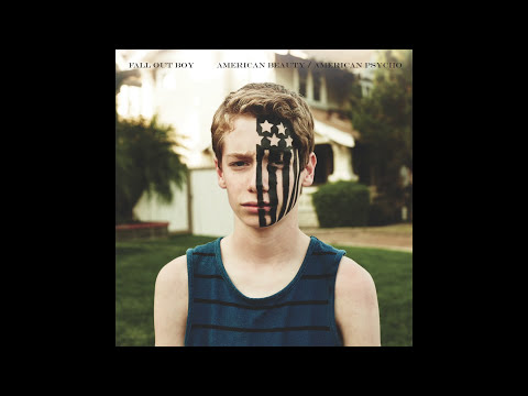 Fall Out Boy - The Kids Aren't Alright (Audio)