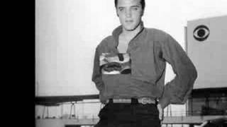 Watch Elvis Presley My Baby Left Me video