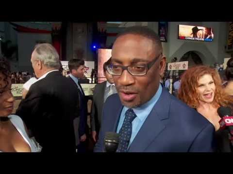 The Longest Ride: Director George Tillman Jr. Red Carpet Movie Premiere Interview
