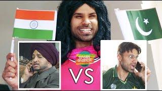 Pakistan vs India | Rahim Pardesi | ft Rupan Bal |