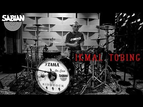 Ikmal Tobing & SABIAN Cymbals - Ciptaan Terindah by Fera Queen (Drum Cover)