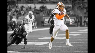 Tylan Wallace 2019 Oklahoma State Highlights