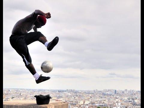 Мастера  Футбольного Фристайла ● Сумасшедшие Навыки и Трюки