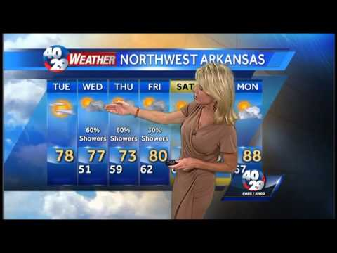 Laura's Weather Webcast July 15th