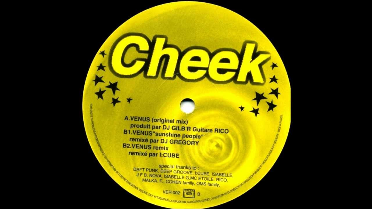 Cheek - Venus (Sunshine People) (Remixes Part 2)