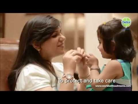 Dettol Mothers Day Wish