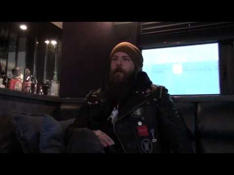 Ryan Clark Interview - Demon Hunter - Musiclegends.ca