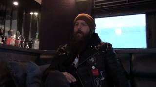 DEMON HUNTER (RYAN CLARK) Interview
