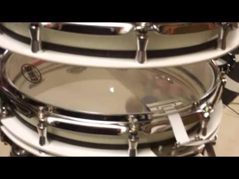 RotodruM 2012 Snare + Balls + 3 head
