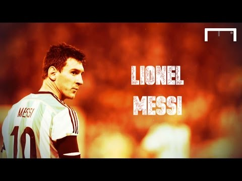 Lionel Messi - The Story So Far | Goal 50