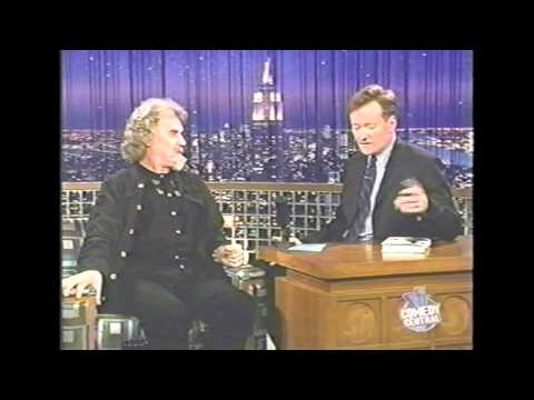 Billy Connolly on Conan O'Brien