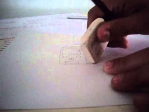 como desenhar caminhão
