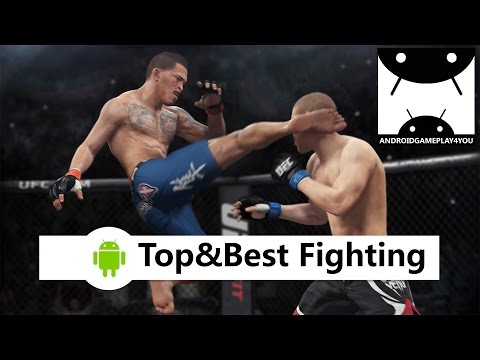 TOP 3 BEST Android Fighting Games 2015 (1080p)