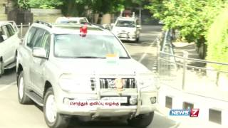 Jayalalithaa assets case hearing enters 36th day