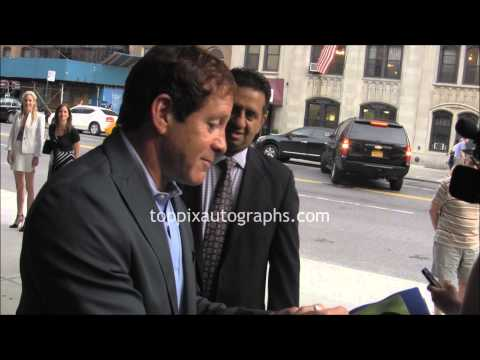 Steve Guttenberg - Signing Autographs at the 'Affluenza' Premiere in NYC