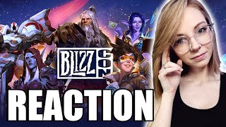 REACTION: BLIZZCON 2019 OPENING CEREMONY | MissClick Gaming
