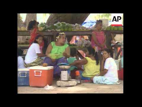FILE Taiwan opens diplomatic relations with Pacific island state of Kiribati