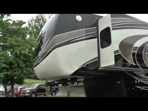 2015 DRV Mobile Suites 43Dallas Fifth Wheel RV