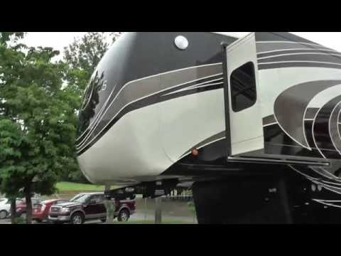 2015 DRV Mobile Suites 43Dallas Fifth Wheel RV