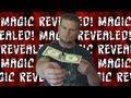 'Pen Through Dollar!' MAGIC REVEALED No Pen Gimmicks