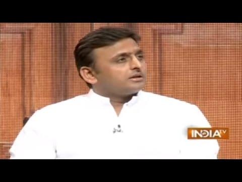 Aap ki Adalat - Akhilesh Yadav, Part 1