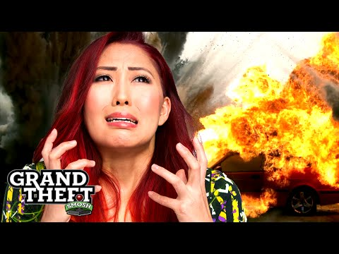 EXPLODING CAR ROULETTE (Grand Theft Smosh)
