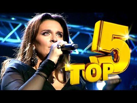 Елена Ваенга - Top 5 - Новые песни - 2016