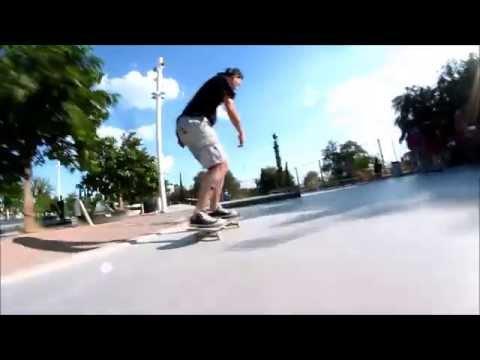 Skateplaza marousi Cine line.