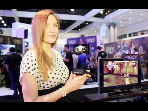 MadCatz MOJO Unveiled - A Better Android Gaming Console?