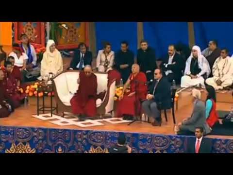 Dalai Lama conferencia en mexico septiembre 2011