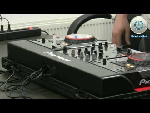Pioneer DJ. CDJ 400. Как стать диджеем.