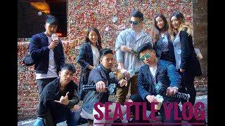 Seattle Vlog (Sandeep Gugung / Eta_Uta) Took My Vlogging Camera...