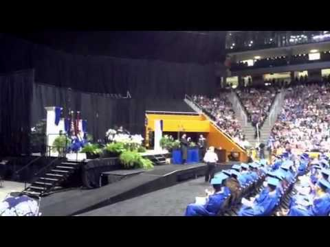 Karns High School graduation 2012